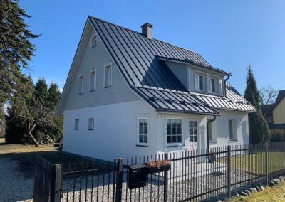 Elamu remonttööd (katuse, fassaadi, terrassi ehitustööd), 2020